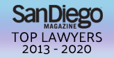 San Diego Magazine Top Lawyers